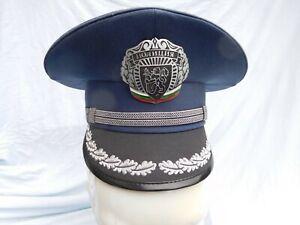Bulgarien - Schirmmütze für Offiziere - Rarität!