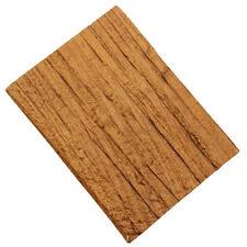 Medieval Old Fashioned Wood Grain Hardback Blank Journal/Diary
