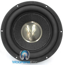 "MOREL PRIMO 124 SUB 12"" CAR 4-OHM 700W MAX CLEAN BASS SUBWOOFER SPEAKER NEW"