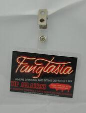 True Blood ID Badge-Fangtasia VIP All Access