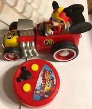 DISNEY MICKEY MOUSE & THE ROADSTER RACER REMOTE CONTROL #97038 DC27