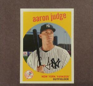 Aaron Judge 2018 Topps Archives #31 New York Yankees Nrmt-mint graded??