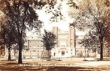 Minnesota real photo postcard Northfield, Burton Hall Carleton College