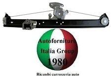 MECCANISMO ALZAVETRO ALZACRISTALLI POSTERIORE SINISTRO SX BMW E53 X5 2000>2006