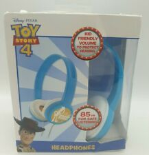 Disney Pixar Toy Story 4 Sheriff Woody Kids Headphones