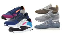 Reebok Men's NEW CL Classic Leather Retro Casual Comfort Sneakers Shoes
