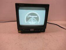 "Ikegami PM9050 9"" Monochrome Black/White 800 Lines Video Monitor Professional"