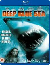 Deep Blue Sea 5051892012911 With Samuel L. Jackson Blu-ray Region 2