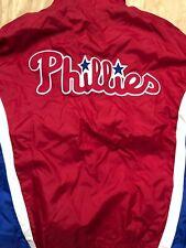 Philadelphia Phillies VINTAGE Majestic MLB Jacket