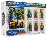 TMNT: OUT OF THE SHADOWS COWABUNGA COLLECTION GIFT SET (BLU-RAY + ACTI (BLU-RAY)