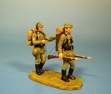 Lineol/Elastolin-Wehrmacht – operador de radio – 7cm serie