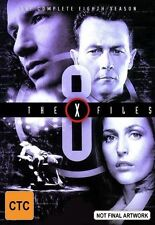 The X Files : Season 8 : Part 2 - (3-Disc Set) - NEW DVD - Region 4