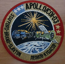 Aufnäher Apollo-Sojus-Test-Projekt Mission-Patch ASTP