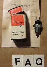 OE 1959 1960 Pontiac Engine Water Temperature Switch ~ GM Part # 1993581