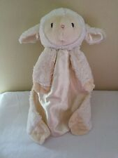 Gund Baby HuggyBuddy Lamb 059009 Security Blanket Lovey Sheep