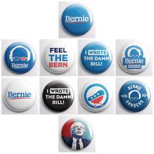 "Socialism Sucks BUTTON Badge Pinback PIn Lot Anti Bernie Sanders  2020 1"" MAGA"