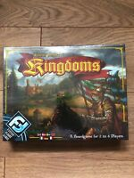 Reiner Knizia's Kingdoms (Board Game) Fantasy Flight Games strategy