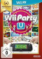 Wii Party U (Nintendo Wii U) NEUWARE