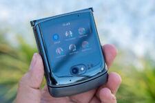 Unlocked Motorola razr 5G used but in Brand New Condition