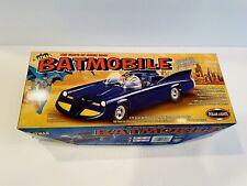 Polar Lights 1960's DC Comic Batmobile 1/25 1:25 Scale Model Kit 6901 New Sealed