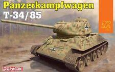 Dragon 1:72 7564: Tanque De Guerra T34/85