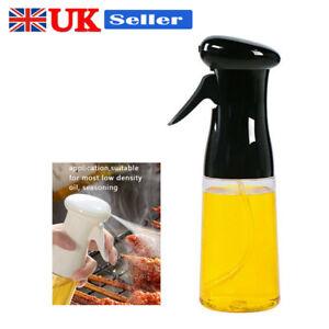 Olive Oil Sprayer Dispenser BBQ Oil Spray Bottle