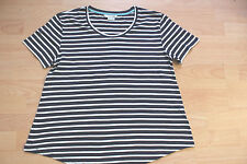 BODEN striped Supersoft swing Tee.  size 6 stunning condition  WO047