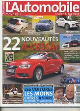 L'AUTOMOBILE MAGAZINE n°794 07/2012