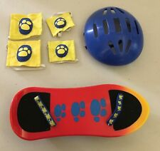 Build-A-Bear - Skateboard, Helmet, Knee & Elbow Pads - Pre-owned