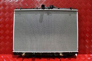 Mitsubishi Pajero IO Radiator QA 4cyl Petrol 1/1999 - 8/2002 W/Free $12 Cap!!