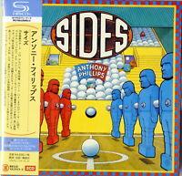ANTHONY PHILLIPS-S/T-JAPAN 2 MINI LP SHM-CD J50