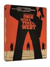 Once Upon a Time in the West Steelbook Blu Ray