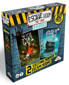 Escape Room the Game 2 Players - The Little Girl and House by the Lake