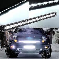 "20"" Inch 54W LED Slim Work Light Bar Spot Flood Combo Off-Road Driving SUV UTE"