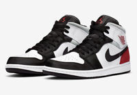 "In Hand Nike Air Jordan 1 Mid SE "" Union Black Toe"" Mens and GS Free Shipping"