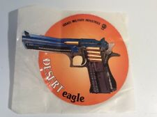 Vintage, Desert Eagle, Israel Military Industries, Di-Cut, Sticker, FREE SHIP