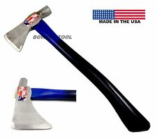 Hardcore Hammers Midnight Blue 18in. 13oz Hatchet Axe Curved Handle MADE IN USA