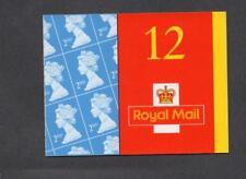 GB 2001 ME1 12 x folleto de segunda clase (reedición)
