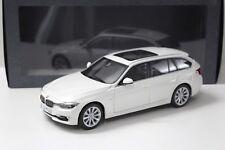 1:18 Paragon BMW 3er 335i (F31) Touring white DEALER NEW bei PREMIUM-MODELCARS