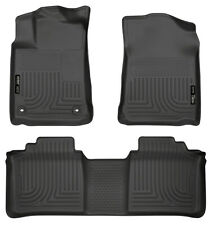 Husky for 2013-2018 Toyota Avalon XLE Front / Rear Floor Liner 98501