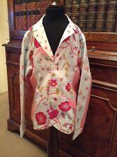 Oilily Girls Floral Cotton Jacket Blazer - Size 122/7