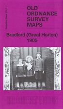 Bradford (Great Horton) 1905: Yorkshire Sheet 216.11 by Ruth Strong (Sheet map,