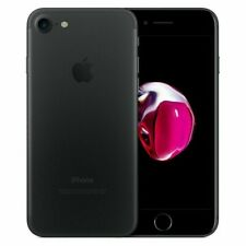 Apple iPhone 7 - 32GB - Black FREE SHIPPING