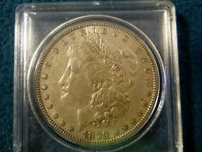 1879  MORGAN SILVER DOLLAR BU (BEAUTIFUL OLD COIN