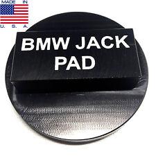 BMW Jack Pad Adapter Billet Anodized Black Aluminum Floor Jack MINI COOPER