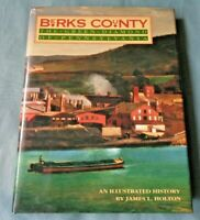 BERKS COUNTY THE GREEN DIAMOND OF PENNSYLVANIA HISTORY BOOK BY JAMES L HOLTON