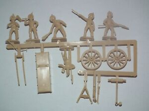 Hat Industrie British Rocket Troops - 1/72 Scale Model Kit - 8003 -1 sprue