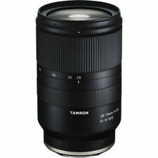 Tamron Di 28-75mm f/2.8 III RXD Lens for Sony