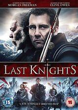 The Last Knights DVD [DVD]