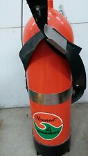 Rare Vintage Nemrod Scuba Tank With Back Pack Harness - Fast Ship